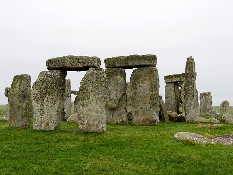 古代遺跡ストーンヘンジ