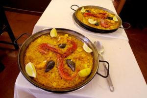スペインの首都マドリッド