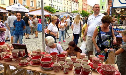 陶器の町ボレスワヴィエツをぶらり