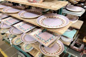 ボレスワヴィエツ陶器工場見学