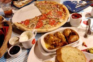 クラクフの美味しいピザ屋さんPizzeria Da Grasso